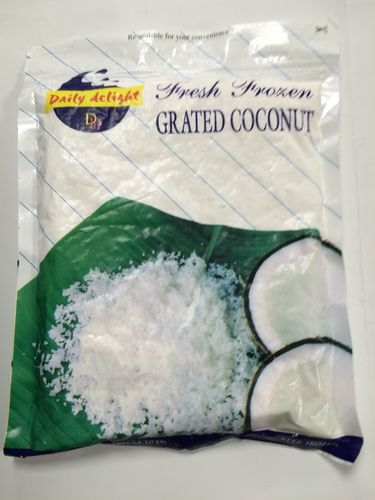 FROZEN DAILY DELIGHT GRATED  COCONUT