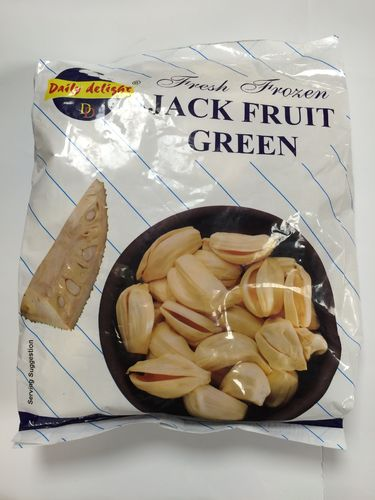 DAILY DELIGHT FRESH FROZEN JACKFRUIT GREEN