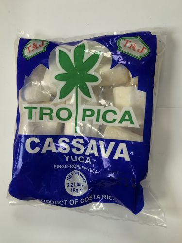 TOPICA CASSAVA CUT