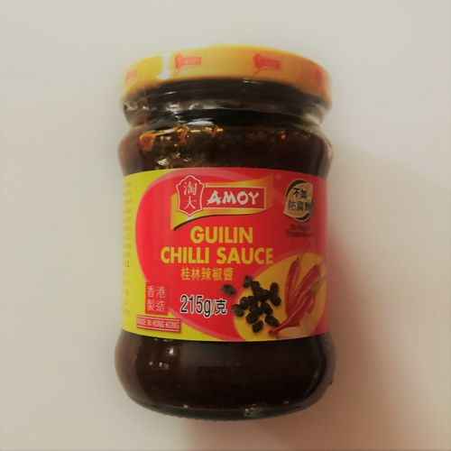 AMOY GUILIN CHILLI SAUCE